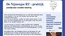 Website Nijmeegse RT-praktijk